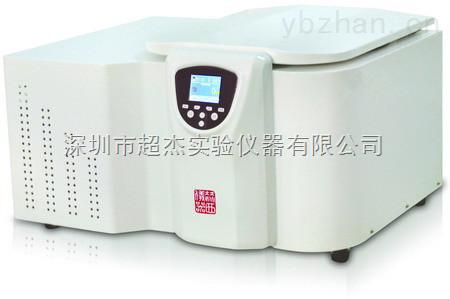 广东台式大容量高速冷冻离心机价格之厂家直销超高性价比