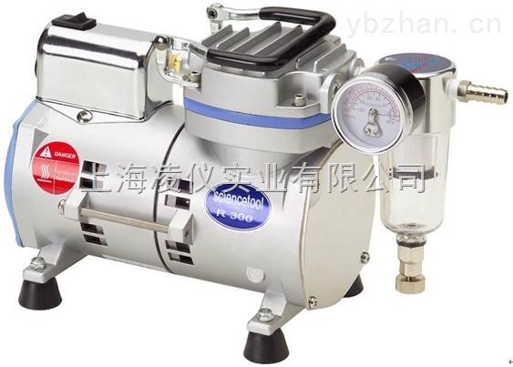 美国圣斯特R300无油真空泵报价,进口无油真空抽滤泵价格