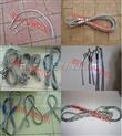 AAA双头电缆网套连接器 中间电缆网套连接器