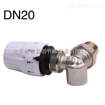 廠家直銷DN20角式散熱器恒溫控制閥