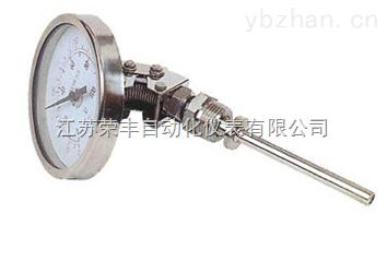 双金属温度计,耐震双金属温度计,电接点双金属温度计