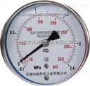 轴向不锈钢压力表