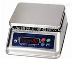 30KG貴陽不銹鋼電子桌秤,防水電子稱