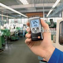 610迷你型溫濕度計-testo 610;空氣濕度和溫度測量儀器