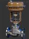 精小型气动单座调节阀