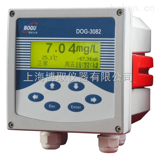 DOG-3082-内溶氧仪生产厂家,0-100ug/L微克溶解氧测定仪价格