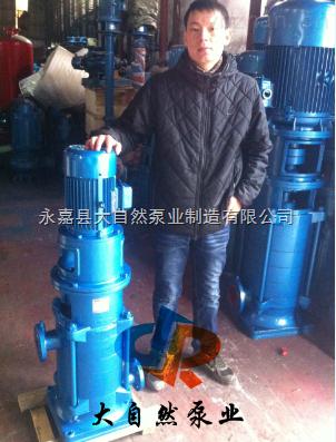 供應80DL*4輕型立式多級離心泵