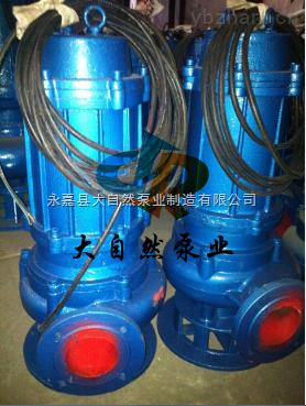 供應QW150-180-30-30耐高溫排污泵