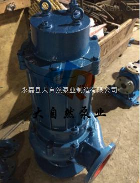供应QW250-600-9-30撕裂式排污泵