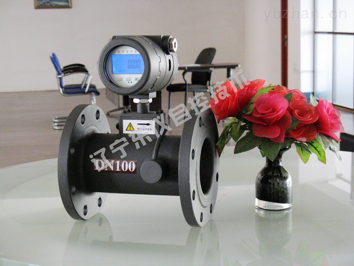 辽宁东仪DN100大口径超声波水表热量表