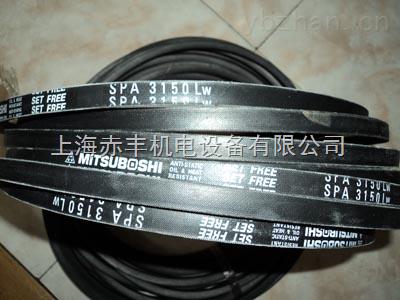 空调机皮带代理商SPA3082LW风机皮带