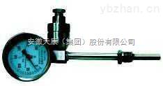 安徽天康WSSE-511带热电偶双金属温度计