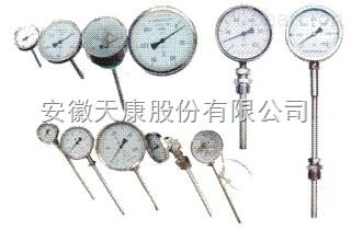 WSS-586萬向型雙金屬溫度計