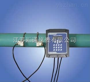 外夹式超声波流量计安装方式
