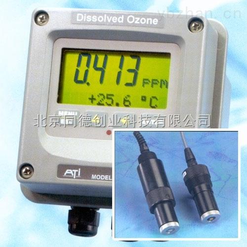 高浓度臭氧水检测仪/水中臭氧检测仪/在线水中臭氧浓度计