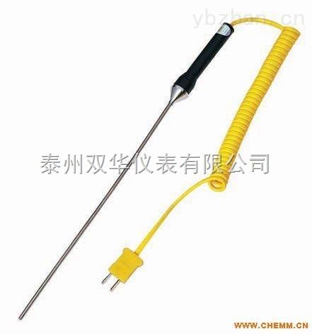 WRNK-187-铝水K型铠装热电偶