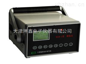 坤鑫电子测氡仪