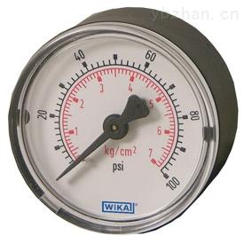 德國威卡軸向壓力表111.12