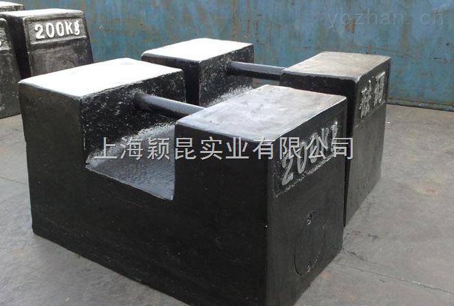 九江标准铸铁砝码