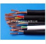 KVVP KVVRP安徽天康铜芯聚氯乙烯绝缘聚氯乙烯护套控制软电缆