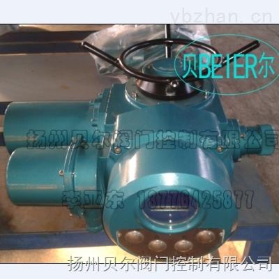 开关型电动执行机构dzw45-24z-扬州贝尔阀门控制有限