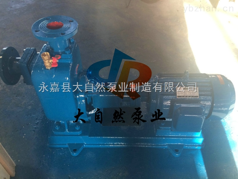 供应80ZX43-17温州自吸泵