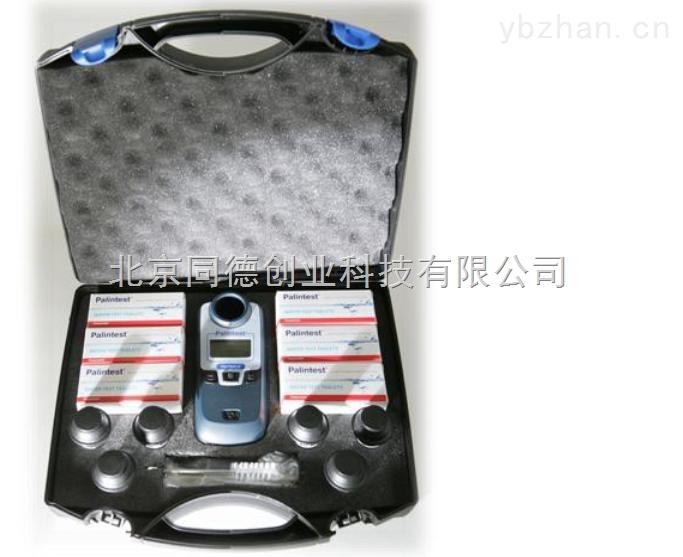 游泳池水质分析仪/多参数泳池水质检测仪