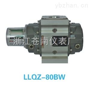 上海、苍南、西安榆林铜川咸阳延安宝鸡苍南智能型气体罗茨流量计LLQZ-80BW