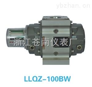 上海、苍南、西安榆林铜川咸阳延安宝鸡苍南智能型气体流量计LLQZ-100BW