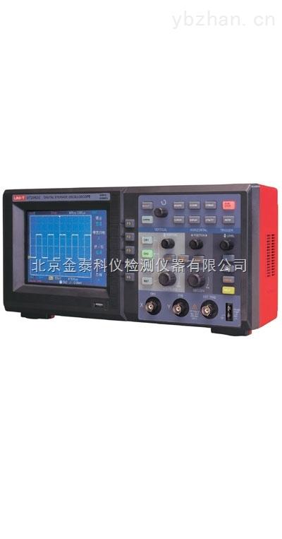 数字存储示波器UTD2062C厂家北京金泰科仪批发零售
