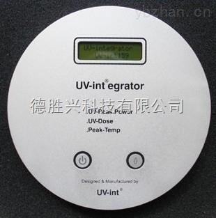 UV-int159能量计,同时显示能量值、强度值和温度值