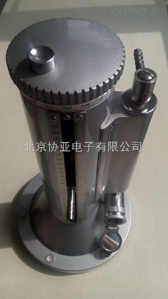 XY-250-北京協亞廠家直銷型XY-250補償式壓力計
