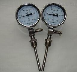 热电阻远传双金属温度计