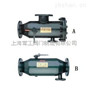 自动排渣过滤器ZPG-A,ZPG-B--尺寸图--上海茸工阀门制造有限公司