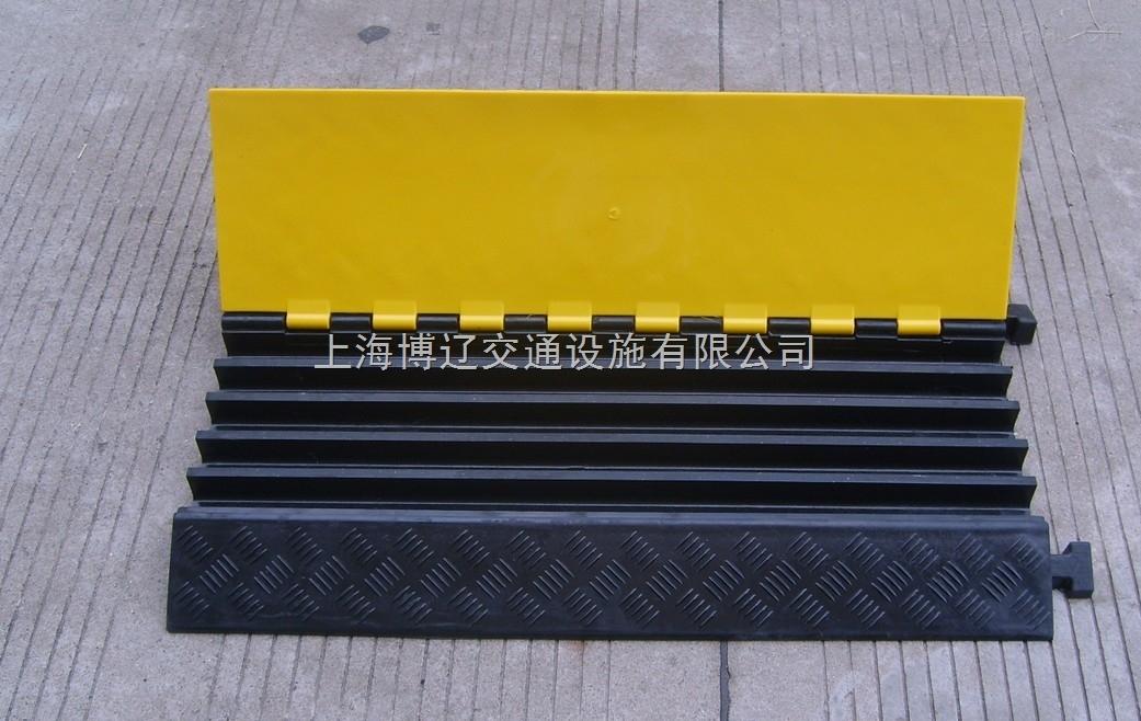 上海世博会PVC过线板-各种PVC线槽板-演出线槽板