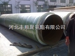 玻璃钢外壳聚氨酯保温管,聚氨酯保温管供应信息