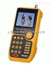 BXS05-SM2008-彩色監視型數字場強儀 ,數字電視頻道測量儀, 模擬信號檢測分析儀