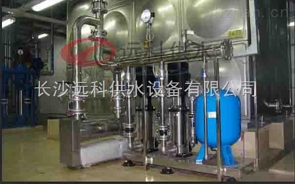 供应远科仙桃市二次加压供水设备 产品介绍