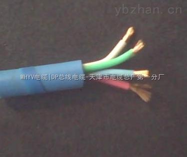 四芯矿用通信电缆MHYVR