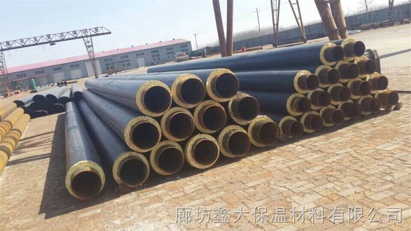 预制直埋氰聚塑热水复合管河北省大型生产基地