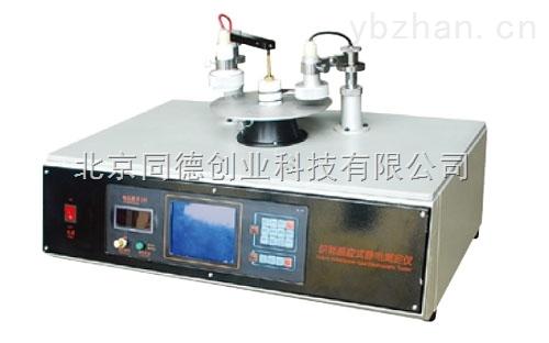 織物感應式靜電測試儀YG401