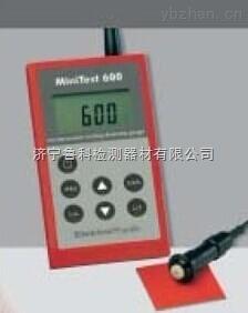 德國EPK  MiniTest600-涂層測厚儀 磁性/非磁性基上涂層德國EPK公司MiniTest600系列