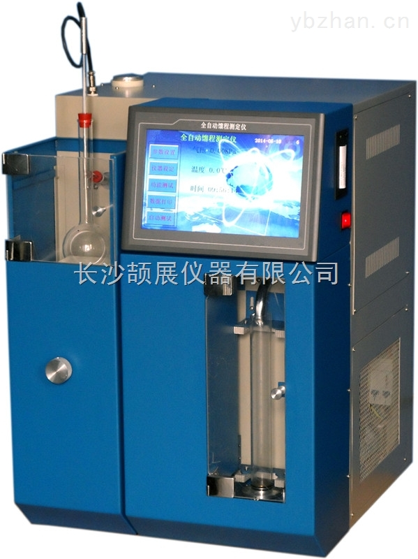 全自动馏程测定仪JZ-GA0E型