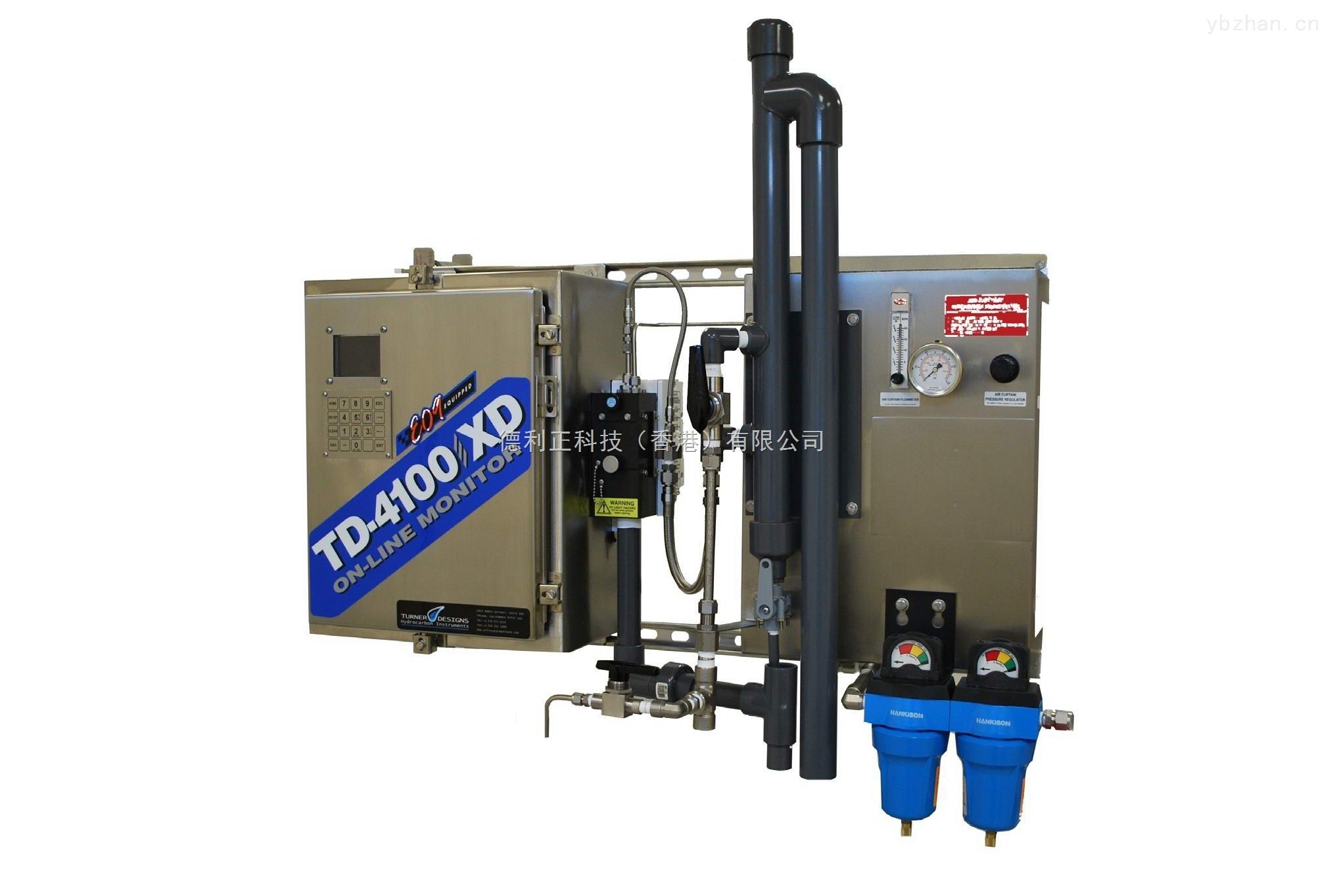 TD-4100XD-美國特納TD-4100XD水中油監測儀(專注測油二十年)
