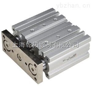 SMC薄型带导杆气缸MGPM32-25