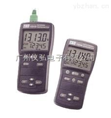 代理台湾泰仕TES-1313手持式温度表