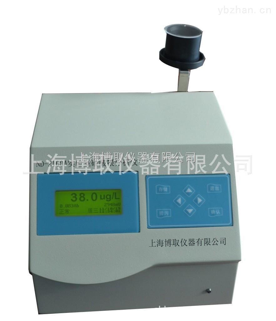ND-2107A-電廠實驗室銅離子分析儀