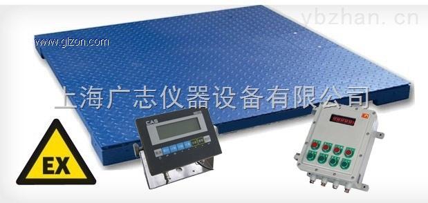 防爆平台秤(300kg-10t)厂家供应直销,价格优惠