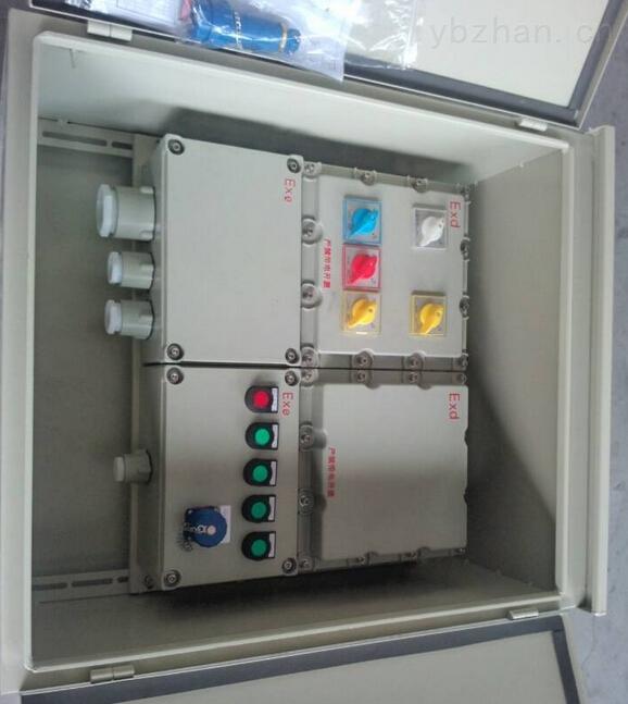 防爆配電動力箱-防爆配電照明箱