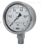 WISE P258工业充液压力表